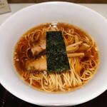 カドヤ食堂 - 令和3年2月 中華そば 520円