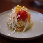 黒牛セブン 7 - 料理写真:ふりふりサラダ