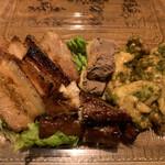 炉端と肉割烹 笹揶 - お土産つまみ