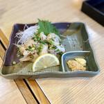 寿司と地魚料理 大徳家 - マンボウ刺身