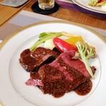 ビストロ キューブマン - お肉料理