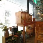 ビストロ キューブマン - お店の前は東海道