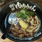 元祖肉肉うどん - 料理写真:肉肉うどん