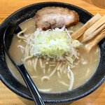 自家製麺 TANGO - 料理写真:「らーめん 並盛」850円