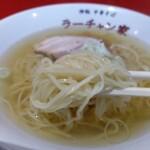 ラーチャン家 - 麺