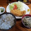 とん八 - 料理写真:とんかつ定食