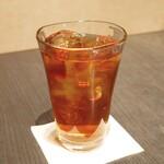 恵比寿焼肉 うしごろバンビーナ - ☆烏龍茶で乾杯です☆