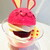 ショコラティエ マサール - パセオ店限定・メレンゲソフトクリーム ラパン 594円(税込)【2021年2月】