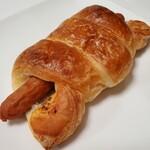 フォルサム - デニッシュ生地のウィンナーパン