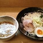 麺処あずき - 料理写真:つけ麺(しょうゆ)