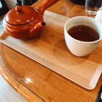 茶の湯cafe 銀河の船 - ほうじ茶