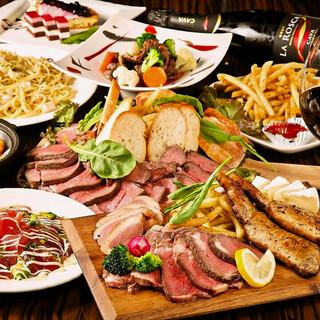 こだわりの肉料理が楽しめる個室居酒屋