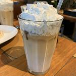 コナズ珈琲 - マカダミアコーヒー٩(ˊᗜˋ*)وアイス๑•*¨*•.¸¸♪