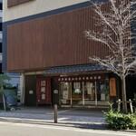 ビストロ キューブマン - 川崎駅からの道中 (東海道かわさき宿交流館)