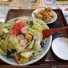大和 - 料理写真:長崎風皿うどん(小)Bセット