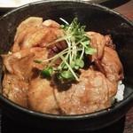 小樽食堂 - 帯広豚丼