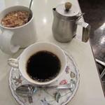 エルグレコ - 本日のコーヒー ブラジル 480円