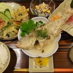 民宿マリウド - 料理写真:マリウドの夕食です。