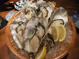 ★北海道物産 東京立川 - 牡蠣