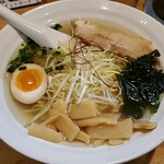 麺屋のろし - 函館塩ら~めん