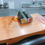 すきやばし次郎 - 料理写真:巻き物