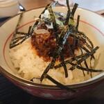 らぁめん とん平 - マヨチャーぶっかけ飯 300円(税込)