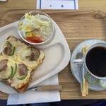 Cafe ぽてと - 料理写真: