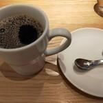 むさしの森珈琲 - ドリンク写真:ブレンドコーヒー