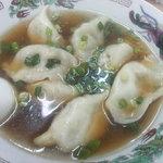 丹陽飯店 - 水餃子