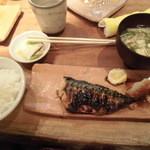 14570963 - 焼魚定食