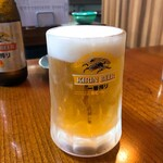 友楽 - 生ビール
