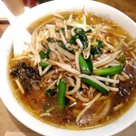 中国料理 かおたん - モヤシソバ