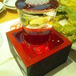 うまい鮨勘 - 日本酒 出羽桜 930円