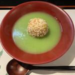 和風料理 つくし館 - 百合根まんじゅう
