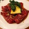あおぞら - 料理写真:上州牛最上カルビ