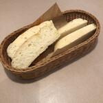 マンマパスタ - 食べ放題のパン