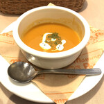 マンマパスタ - 季節の野菜5種のスープ