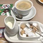 マンマパスタ - コーヒー