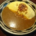オムライスケンゾウ - 料理写真:カレーオムライス