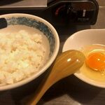 結び亭 - 平飼い鶏の卵