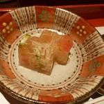 野菜割烹 あき吉 - 夏会席(8月)3800円