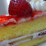 14572976 - いちごのショートケーキ