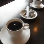 中国料理 富美 - コーヒー