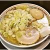 丸 中華そば - 料理写真:塩中華そば+ワンタン+味玉 700+170+100円