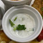 ICHIBAN - ヨーグルトサラダのライタ