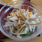 龍野堂本食堂 - ごぼうサラダ