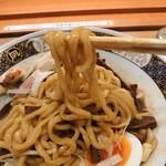 ラーメン凪 - 麺リフト