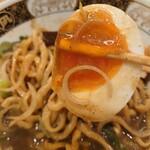 ラーメン凪 - 煮玉子