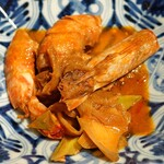 レンゲ - 明蝦のチリソース