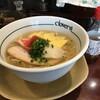 らあめん クローバー - 料理写真:沖縄そば 冷たいさ?